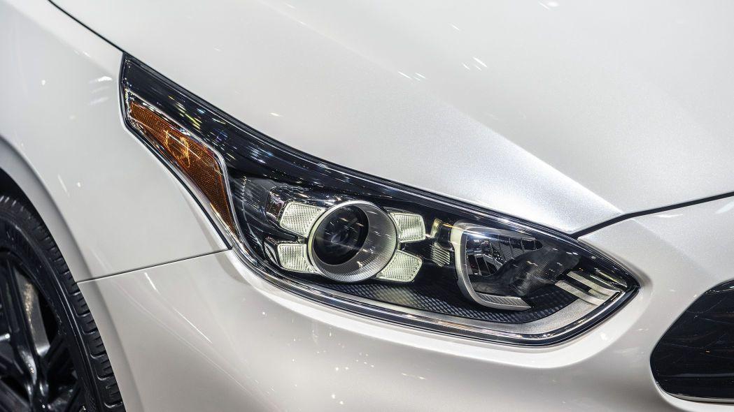 2020 Kia Forte GT-Line lộ diện chi tiết, đe nẹt Toyota Camry Ảnh 9