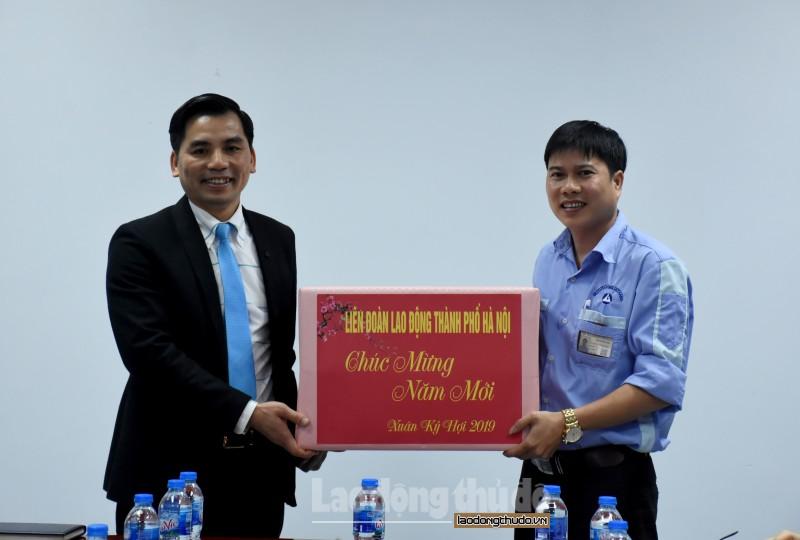 CNLĐ tại các Khu Công nghiệp Hà Nội: Khí thế thi đua sản xuất ngay từ ngày đầu năm mới Ảnh 2