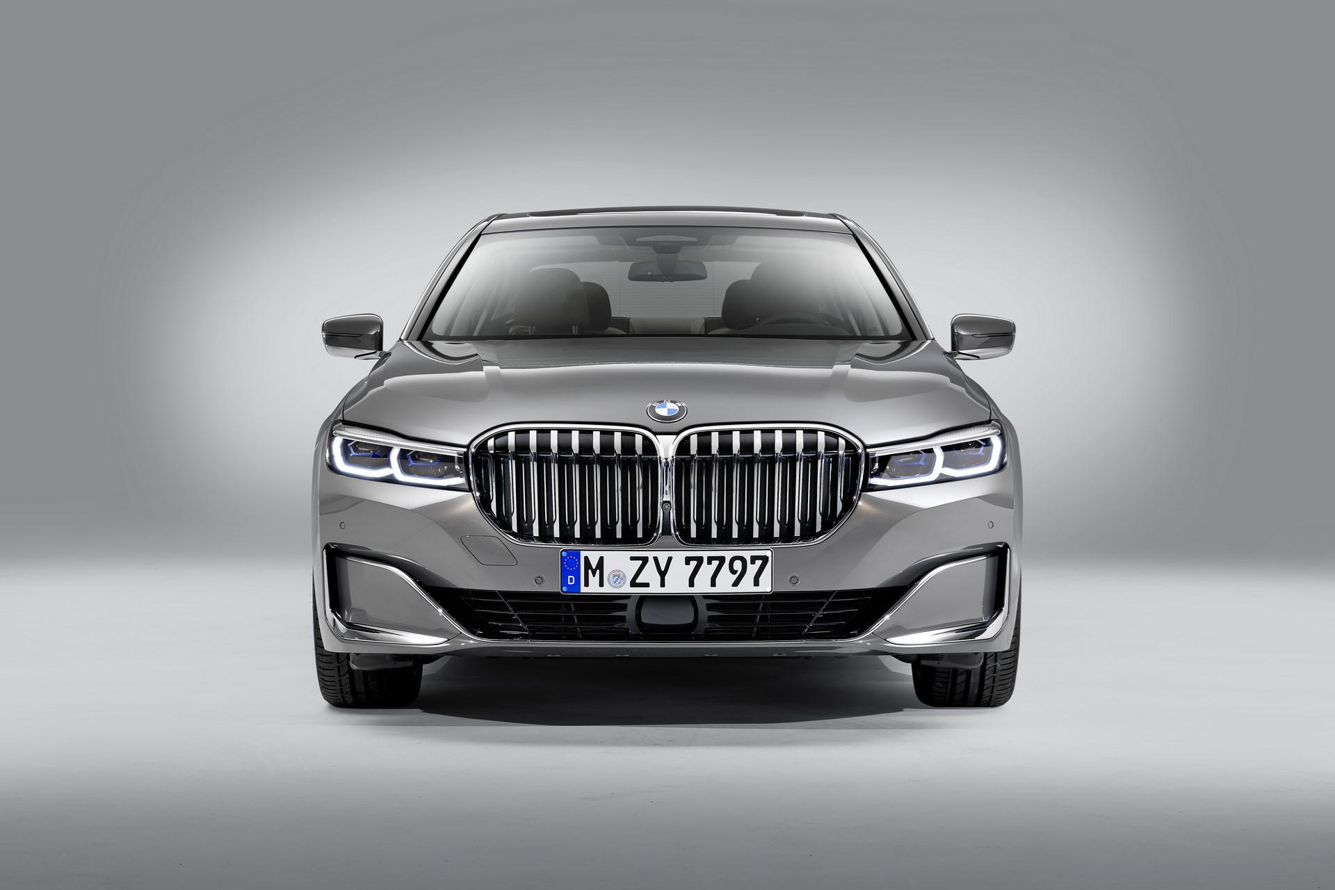 BMW 7-Series 2020 chốt giá rẻ hơn Mercedes-Benz S-Class Ảnh 7