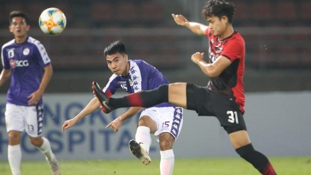 Văn Quyết ghi bàn, Hà Nội thắng Bangkok United 1-0 trên đất Thái Lan Ảnh 2