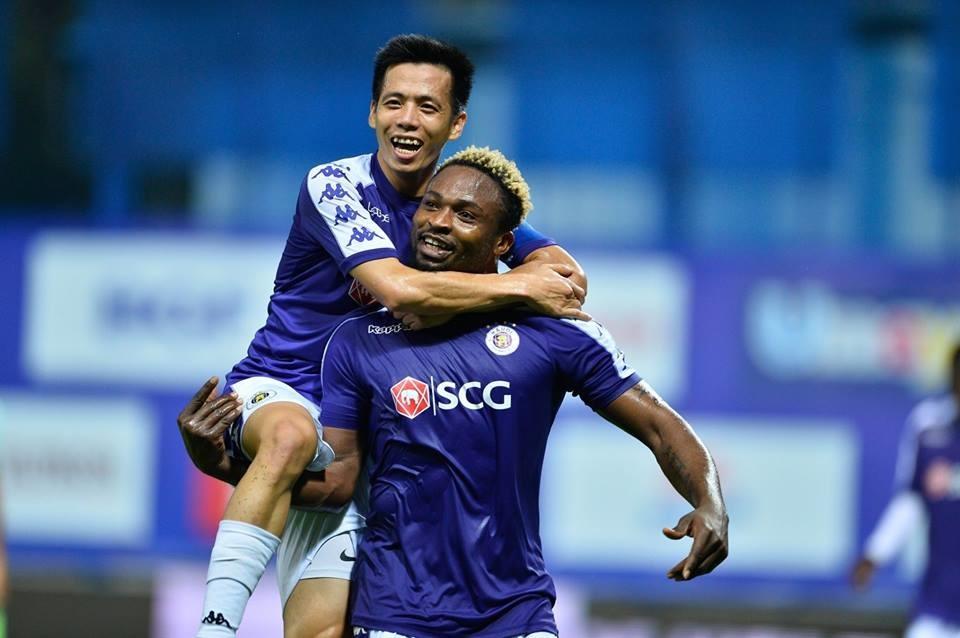Văn Quyết ghi bàn, Hà Nội thắng Bangkok United 1-0 trên đất Thái Lan Ảnh 1
