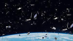 Công nghệ dọn rác vũ trụ của Trung Quốc có thể tiêu diệt cả vệ tinh Mỹ Ảnh 1