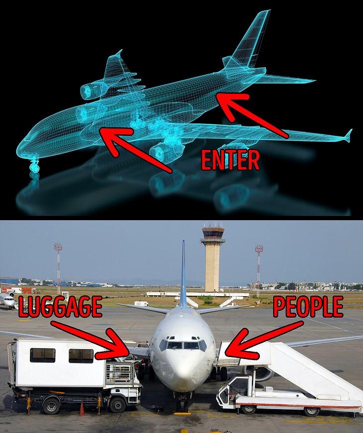 8 sự thật về hàng không có thể bạn chưa biết Ảnh 5