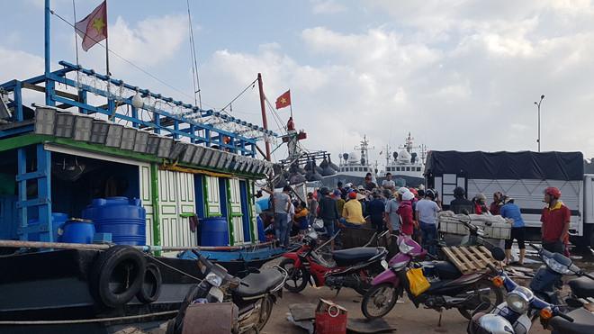 Ngư dân kể chuyện đánh trúng mẻ cá 'khủng' 120 tấn Ảnh 2