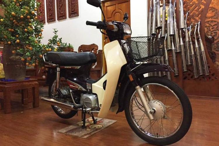 Honda Dream 17 năm tuổi ngang giá Morning gây xôn xao tại Hà Nội Ảnh 3