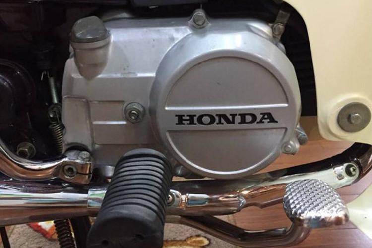 Honda Dream 17 năm tuổi ngang giá Morning gây xôn xao tại Hà Nội Ảnh 6