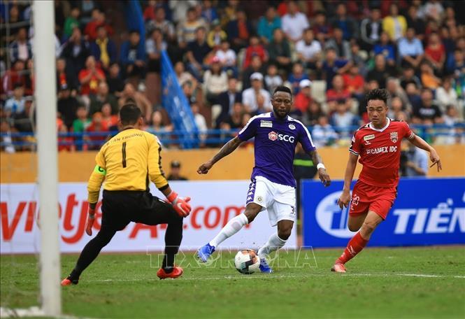 Đánh bại Becamex Bình Dương 2-0, Hà Nội FC giành Siêu Cúp quốc gia Ảnh 2