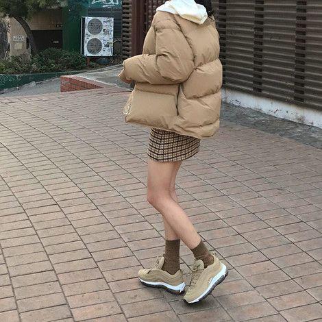 Cách phối áo phao vừa ấm, vừa đẹp cho nàng những ngày lạnh Ảnh 8