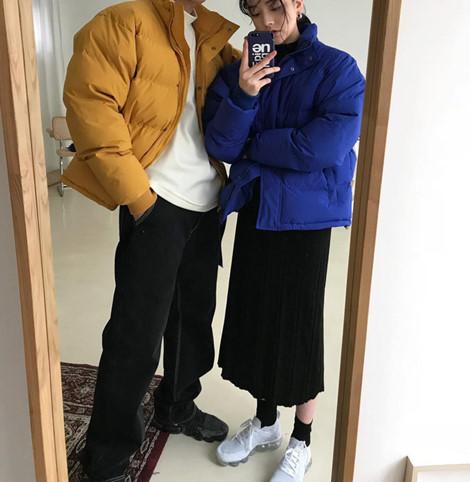Cách phối áo phao vừa ấm, vừa đẹp cho nàng những ngày lạnh Ảnh 9