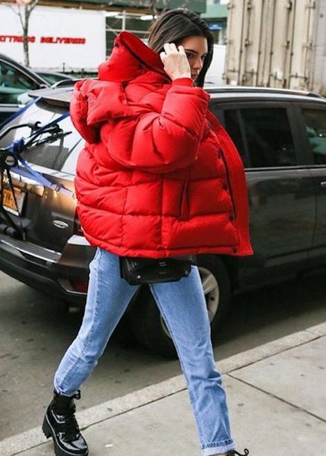 Cách phối áo phao vừa ấm, vừa đẹp cho nàng những ngày lạnh Ảnh 5