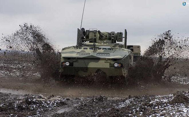 Ukraine quyết 'hất cẳng' Nga khỏi thị trường vũ khí bằng siêu thiết giáp BTR-4MV1 Ảnh 14