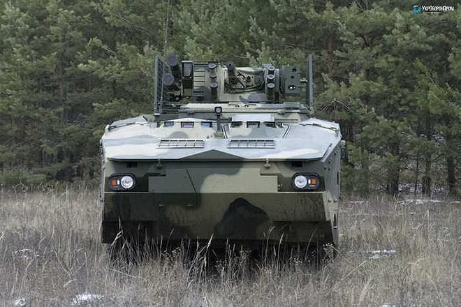Ukraine quyết 'hất cẳng' Nga khỏi thị trường vũ khí bằng siêu thiết giáp BTR-4MV1 Ảnh 7