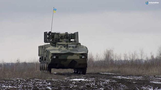 Ukraine quyết 'hất cẳng' Nga khỏi thị trường vũ khí bằng siêu thiết giáp BTR-4MV1 Ảnh 6