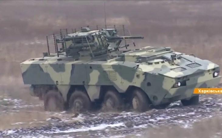 Ukraine quyết 'hất cẳng' Nga khỏi thị trường vũ khí bằng siêu thiết giáp BTR-4MV1 Ảnh 10