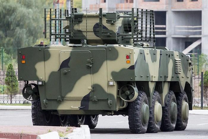 Ukraine quyết 'hất cẳng' Nga khỏi thị trường vũ khí bằng siêu thiết giáp BTR-4MV1 Ảnh 12