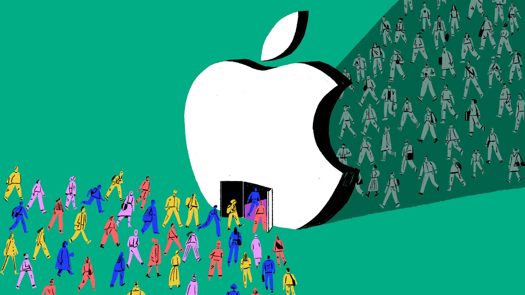 'Căn cứ phụ' của Apple - nơi dìm chết những ước mơ non trẻ Ảnh 4