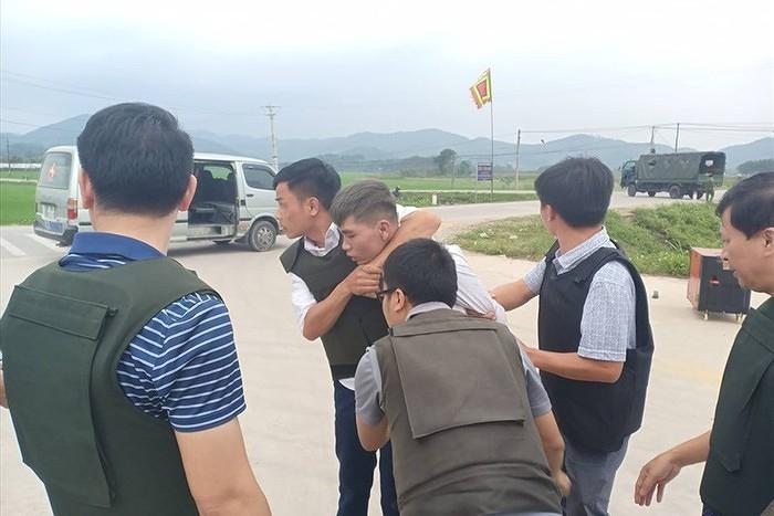 Nghi can tạt axit 2 Việt kiều nói giọng Bắc, gọi đúng tên nạn nhân Ảnh 7