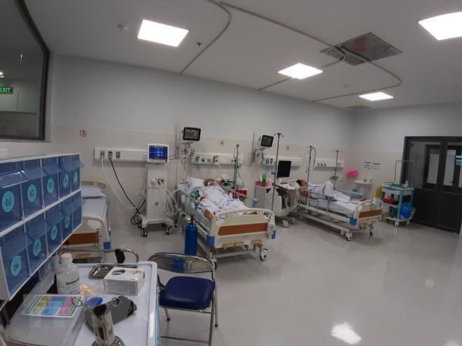 Khánh thành Bệnh viện tim mạch đầu tiên ở Đồng bằng sông Cửu Long Ảnh 1