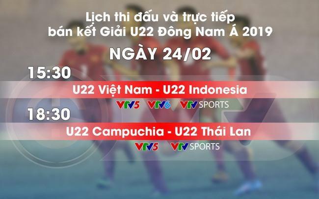 Lịch thi đấu bán kết U22 Đông Nam Á: U22 Việt Nam gặp đối thủ cực mạnh Ảnh 3