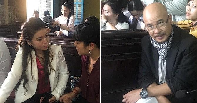 Bà Lê Hoàng Diệp Thảo đề xuất chia đều tài sản 50-50 với ông Vũ Ảnh 1