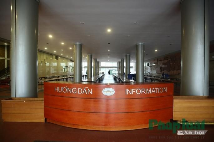 Toàn cảnh Trung tâm báo chí quốc tế phục vụ Hội nghị Thượng đỉnh Triều Tiên - Hoa Kỳ Ảnh 2