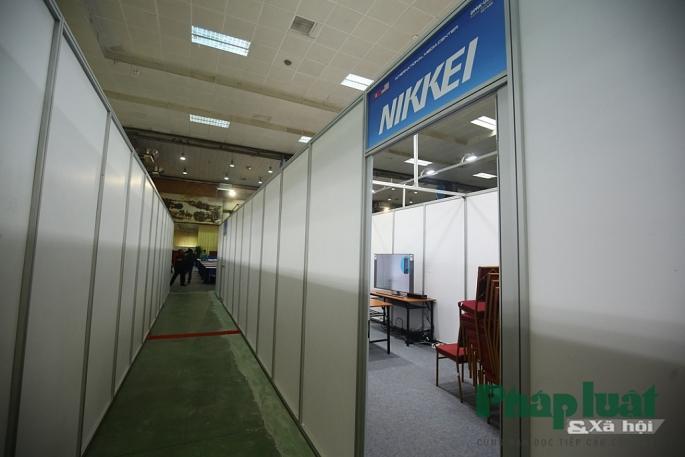 Toàn cảnh Trung tâm báo chí quốc tế phục vụ Hội nghị Thượng đỉnh Triều Tiên - Hoa Kỳ Ảnh 11