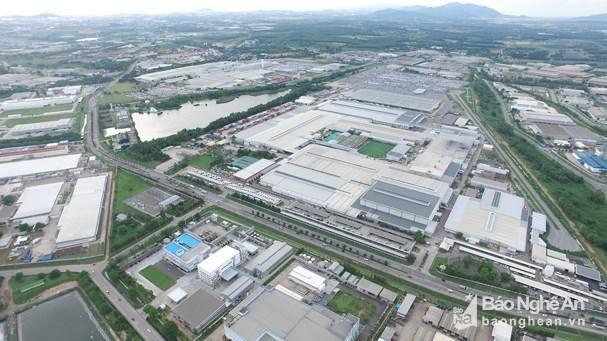 Tiếp tục nâng cao vị trí sản xuất chiến lược của tỉnh Nghệ An Ảnh 2