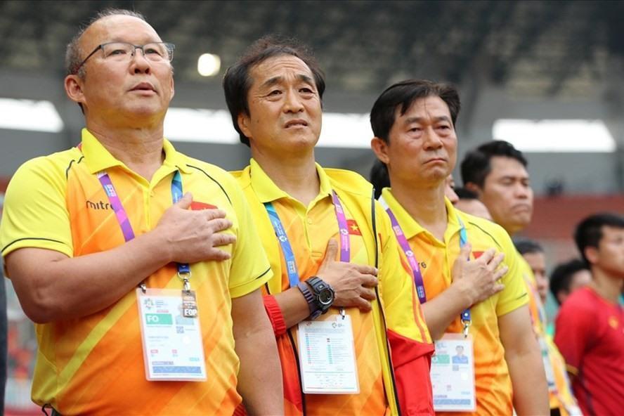 Trợ lý số 1 của HLV Park Hang-seo sẽ dẫn dắt U22 Việt Nam dự SEA Games 30 Ảnh 1