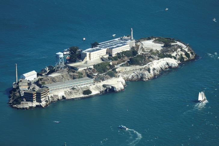 Phát hiện đường hầm dưới nhà tù khét tiếng Alcatraz Ảnh 1