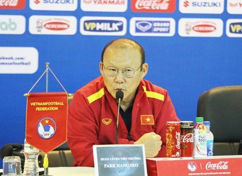 HLV Park Hang Seo tiết lộ 3 cái tên đầu tiên phải chia tay đội tuyển U23 Việt Nam Ảnh 1