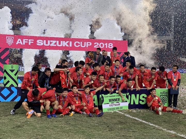 Đội tuyển Việt Nam sẽ tham dự King's Cup 2019 Ảnh 2