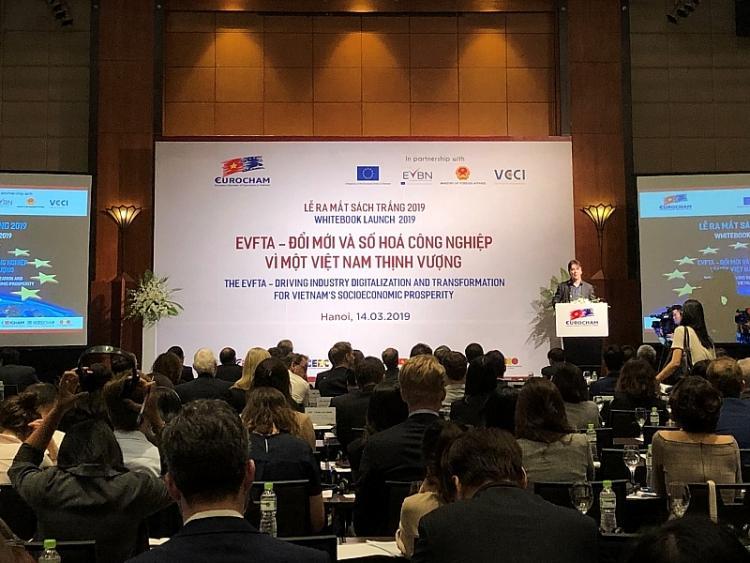 Thúc đẩy EVFTA, kinh tế số cho một Việt Nam thịnh vượng Ảnh 1
