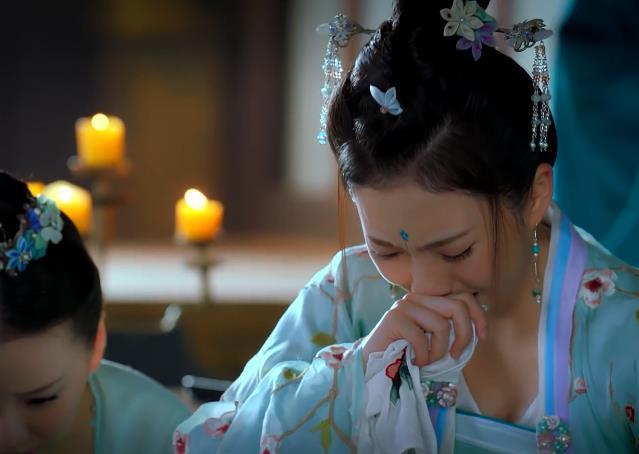Cùng biết tin Tự Nương mang thai, nhưng nhìn biểu cảm của Tiểu Phong và Triệu Sắt Sắt trong 'Đông cung' sẽ hiểu ai yêu Lý Thừa Ngân hơn cả Ảnh 4