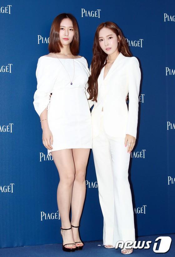 Cả Jessica Jung và Hoa hậu H'hen Niê đều chuộng cách kéo dài chân cực đỉnh Ảnh 4
