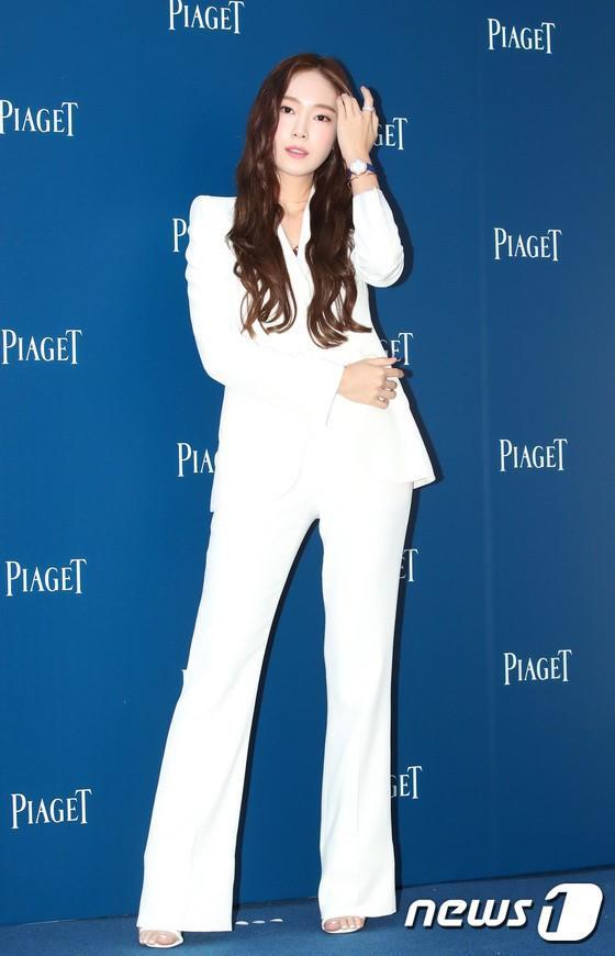 Cả Jessica Jung và Hoa hậu H'hen Niê đều chuộng cách kéo dài chân cực đỉnh Ảnh 3