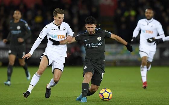 Nhận định Swansea - Man City: Cuộc chiến không cân sức Ảnh 1