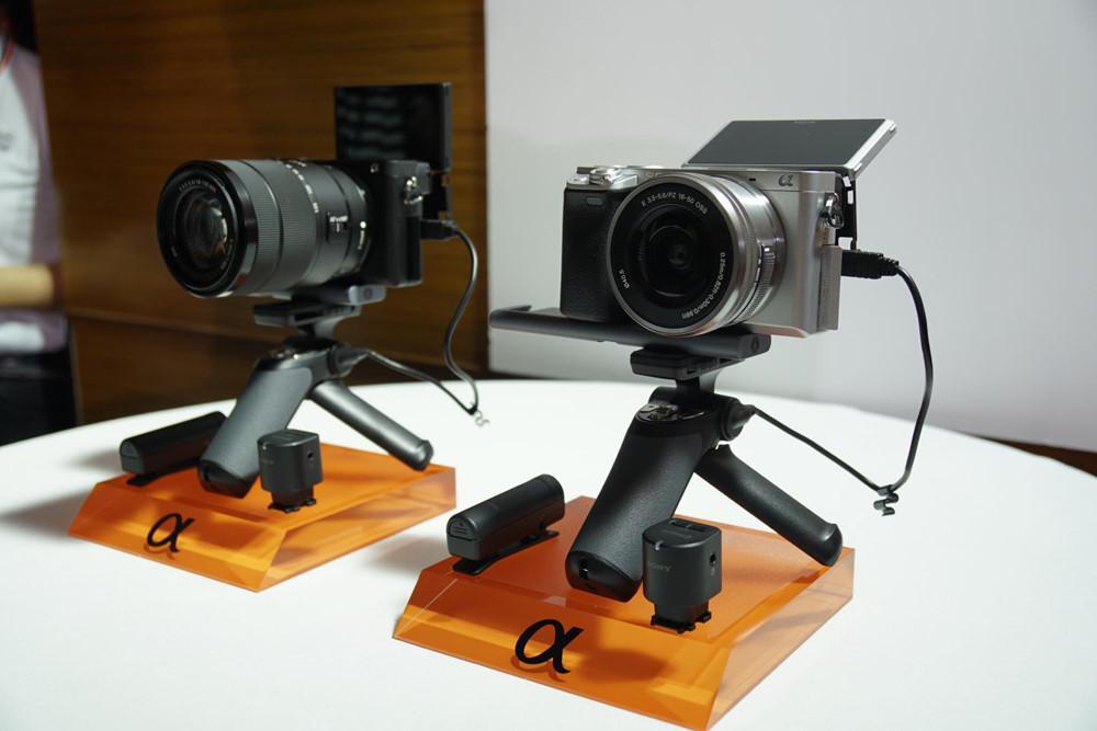 Sony trình làng máy ảnh lấy nét nhanh nhất thế giới Ảnh 1