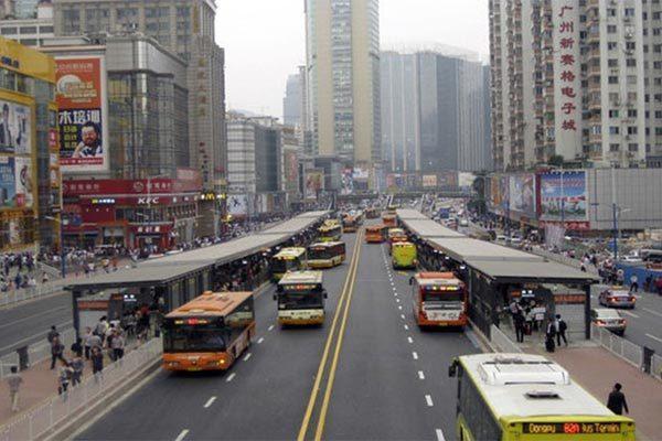 Quảng Châu 'lên đời' chóng mặt từ sau cấm xe máy Ảnh 2