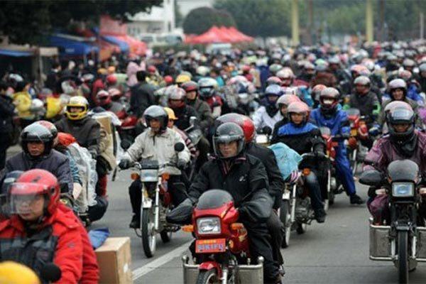 Quảng Châu 'lên đời' chóng mặt từ sau cấm xe máy Ảnh 1