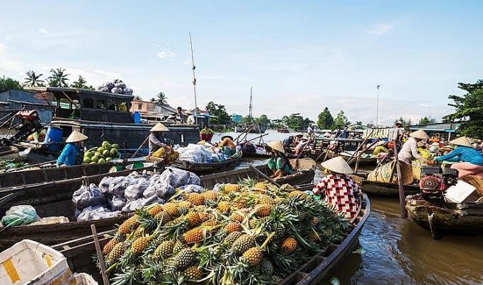 Du lịch Đồng bằng sông Cửu Long: Liên kết phát triển Ảnh 1