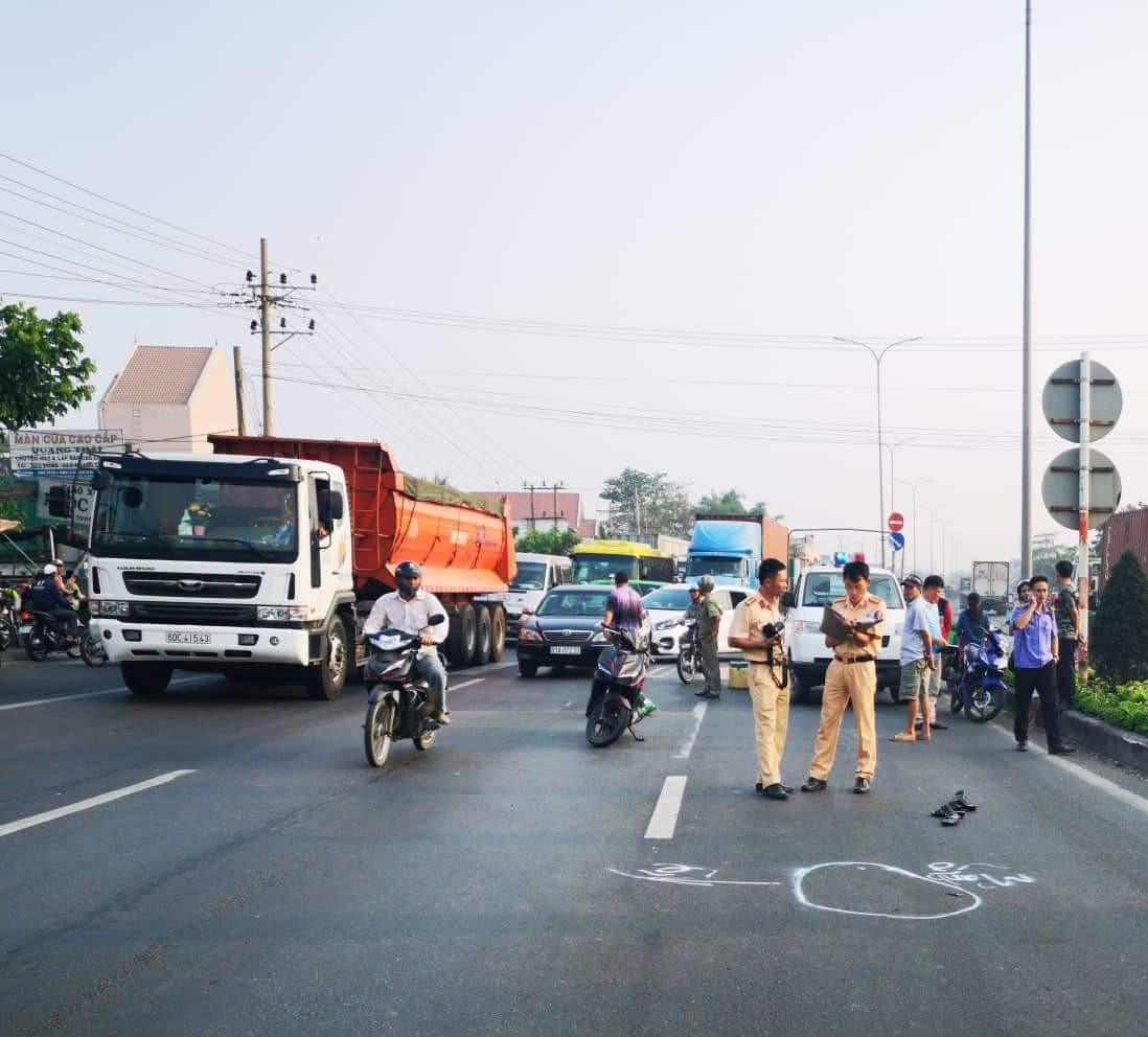 2 nữ tu sĩ gặp nạn khi băng ngang quốc lộ 51, 1 người tử vong Ảnh 1
