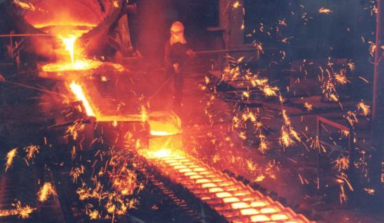 Bất chấp dư luận, có một Gang thép Thái Nguyên vẫn rừng rực cháy Ảnh 1