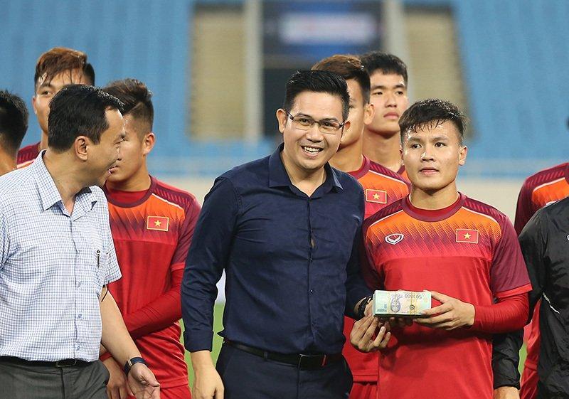 U23 Việt Nam được 'bơm doping' trước vòng loại U23 châu Á Ảnh 1
