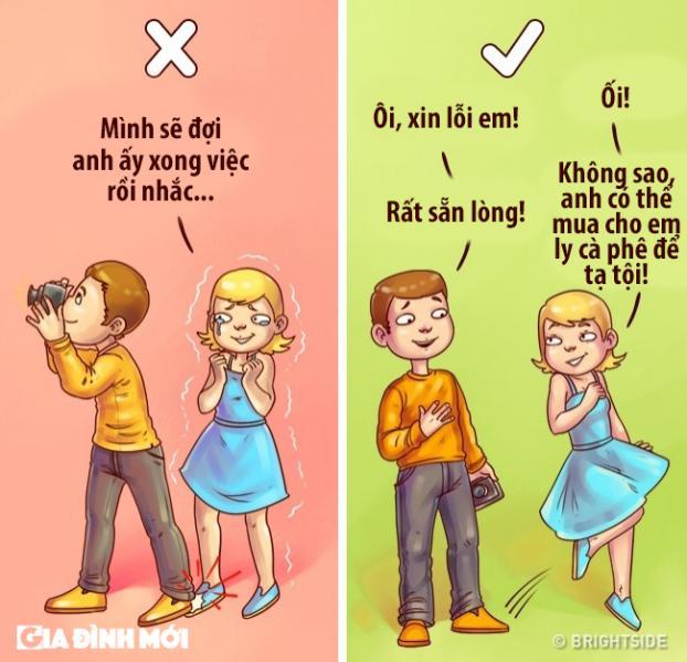 10 sai lầm khiến bạn dù tốt bụng và hết lòng vẫn không được người khác tôn trọng Ảnh 1