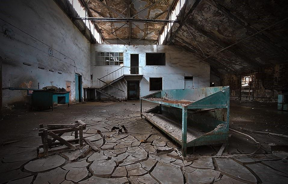 Sự hoang tàn như ngày tận thế của vùng đất một thời hưng thịnh Ảnh 5