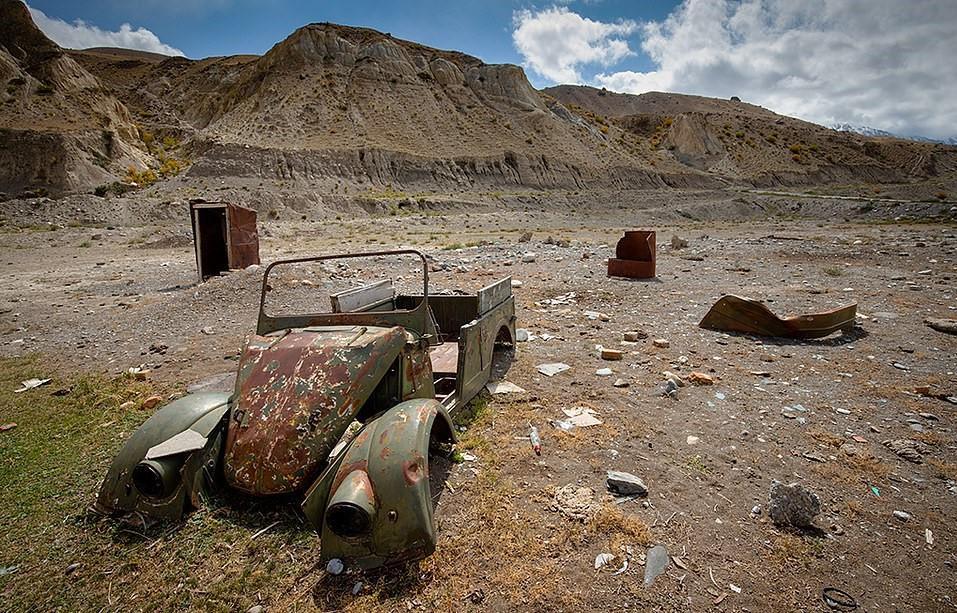 Sự hoang tàn như ngày tận thế của vùng đất một thời hưng thịnh Ảnh 3