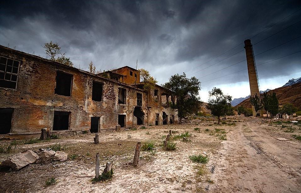 Sự hoang tàn như ngày tận thế của vùng đất một thời hưng thịnh Ảnh 2