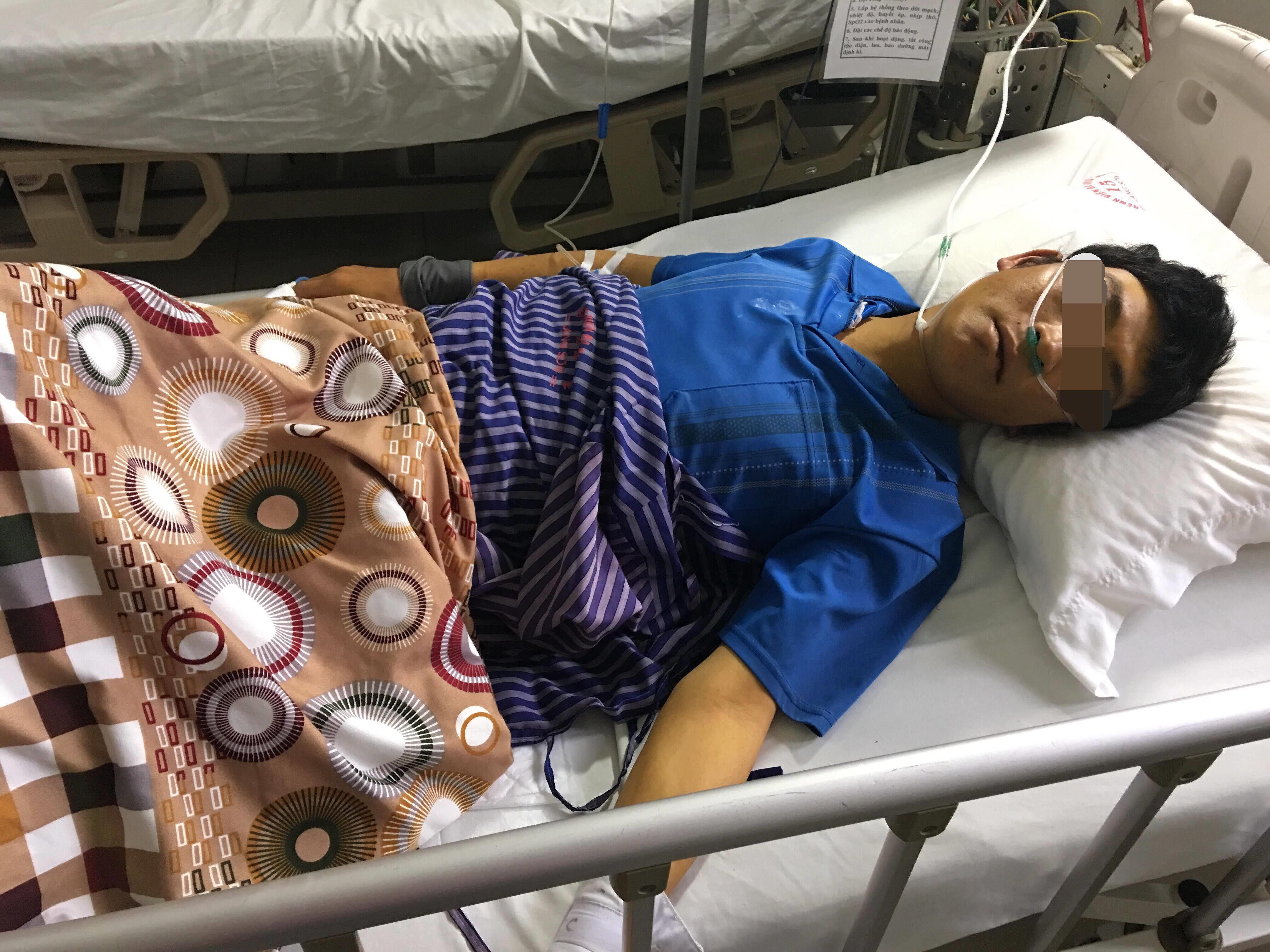 Lạng Sơn: Thanh niên nguy kịch vì uống thuốc nam 'bẩn' giải rượu Ảnh 1