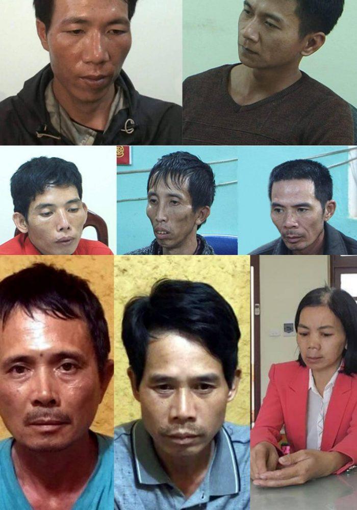 Vụ cô gái giao gà chiều 30 Tết bị sát hại: Lời khai lạnh người của 7 nghi phạm cưỡng hiếp nạn nhân nhiều lần rồi cùng sử dụng ma túy Ảnh 1