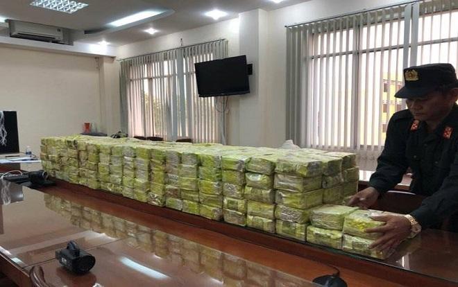 Bắt giữ thêm 276kg ma túy đá trong đường dây buôn bán ma túy xuyên quốc gia cực khủng Ảnh 2
